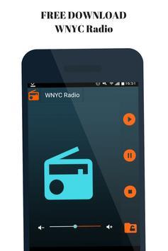 WNYC Radio poster