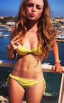 Hot Cute Girls in Bikinis apk screenshot