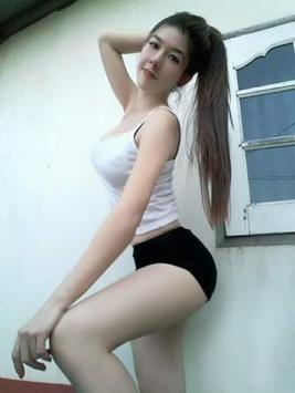 saxy teen girl
