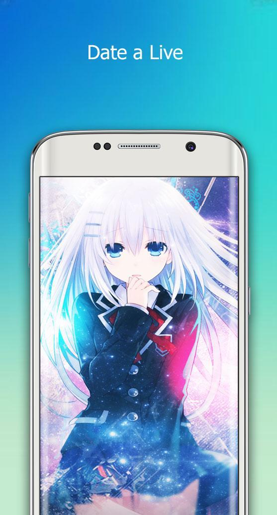 Date A Live Wallpaper Hd For Android Apk Download