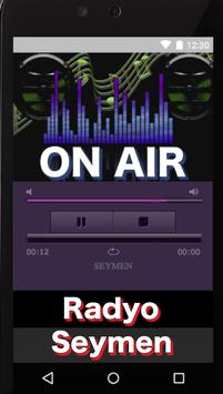 Radio Seymen poster