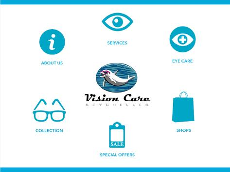Vision Care Seychelles poster