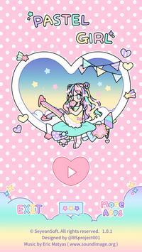 Pastel Girl 海报