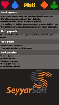 pisti screenshot 1