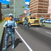 Duty Commando Army shooting icon
