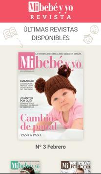 Mi bebé y yo Revista Digital poster