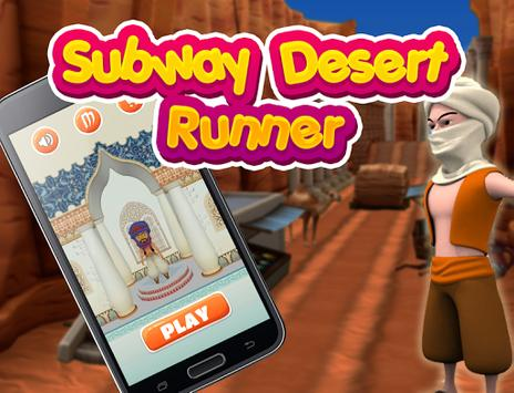 Subway Prince Runner poster