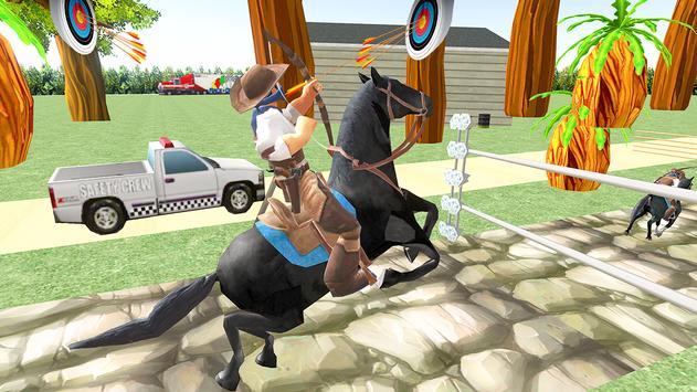 Horseback Mounted Archery Horse Archer Derby quest screenshot 10