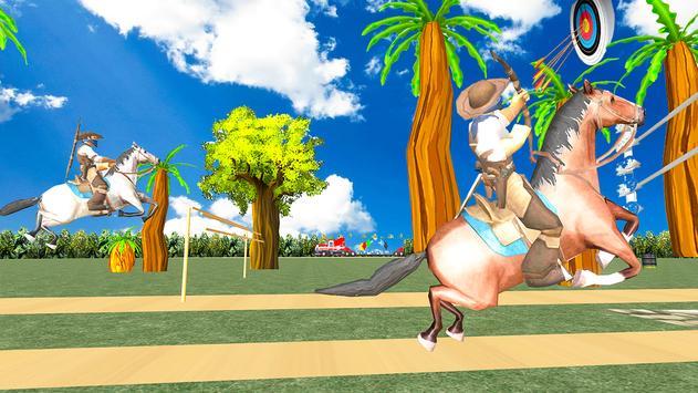 Horseback Mounted Archery Horse Archer Derby quest screenshot 14