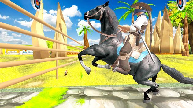 Horseback Mounted Archery Horse Archer Derby quest screenshot 1