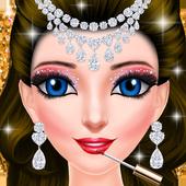 Princess Makeup and Dress Up Salon: Girl Games icon