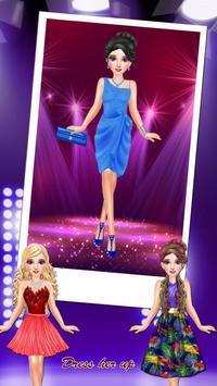 Princess Makeup and Dress Up Salon: Girl Games poster