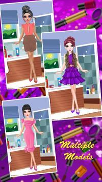Princess Makeup and Dress Up Salon: Girl Games screenshot 14