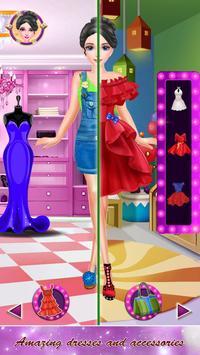 Princess Makeup and Dress Up Salon: Girl Games screenshot 1