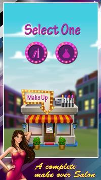 Princess Makeup and Dress Up Salon: Girl Games screenshot 7