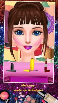 Princess Makeup and Dress Up Salon: Girl Games screenshot 8