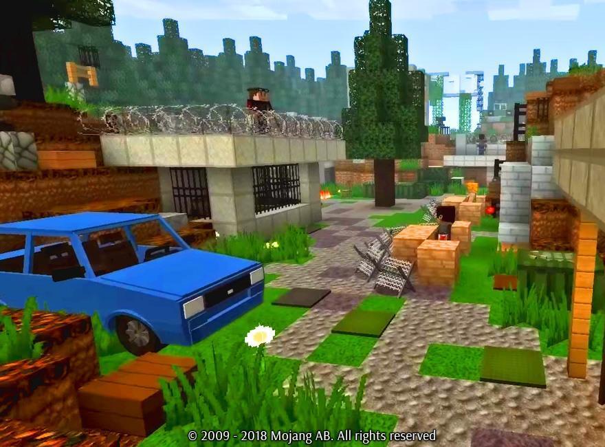 играть в майнкрафт зарегистрироваться зомби апокалипсис #8