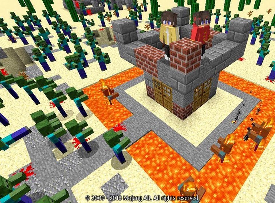 играть в майнкрафт зарегистрироваться зомби апокалипсис #2