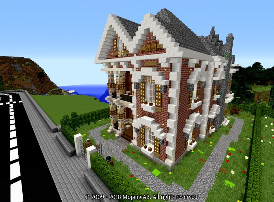 House Building Minecraft Mod for Android APK Download