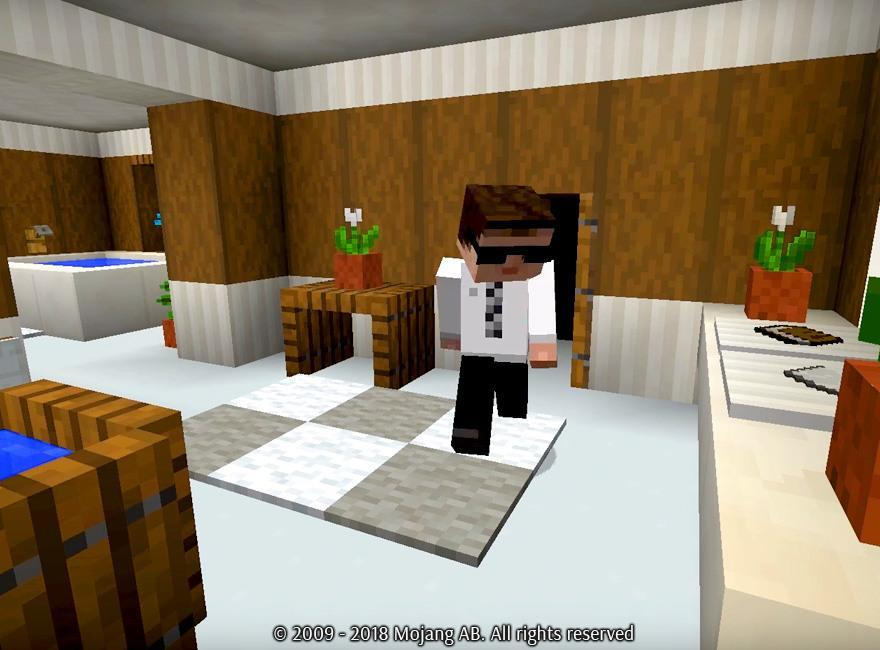 minecraft mod furniture android