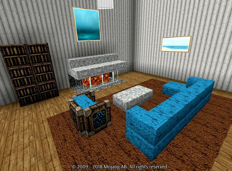 New Minecraft Furniture Mod for Android - APK Download