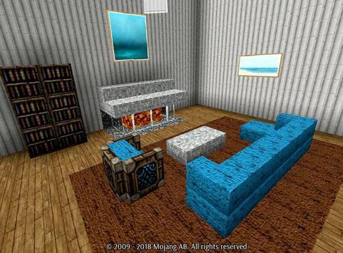New Minecraft Furniture Mod Fur Android Apk Herunterladen