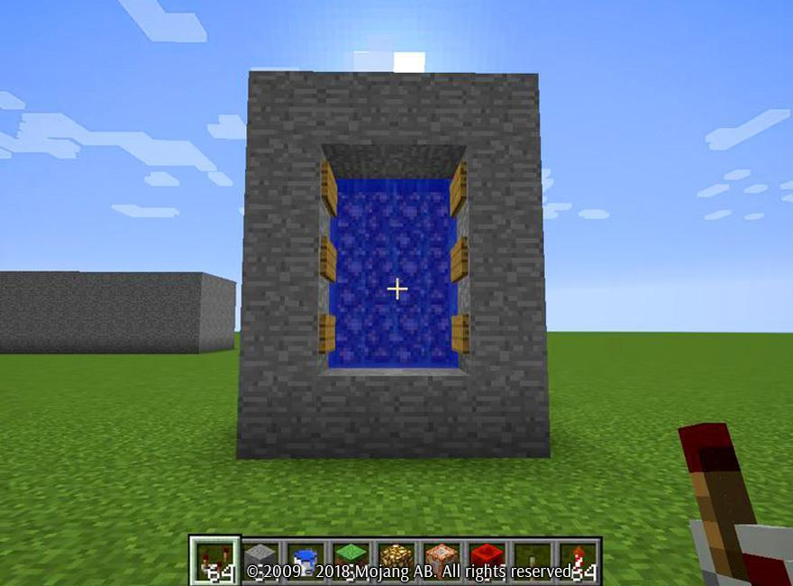 Portal Mod in Minecraft for Android - APK Download