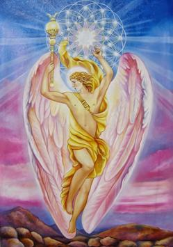 Angel de la Guarda mi amigo fiel apk screenshot