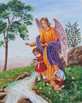 Angel de la Guarda quiero compañia apk screenshot