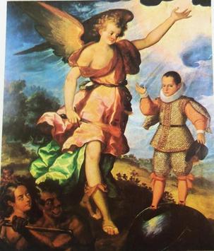 Angel de la Guarda Rezo apk screenshot