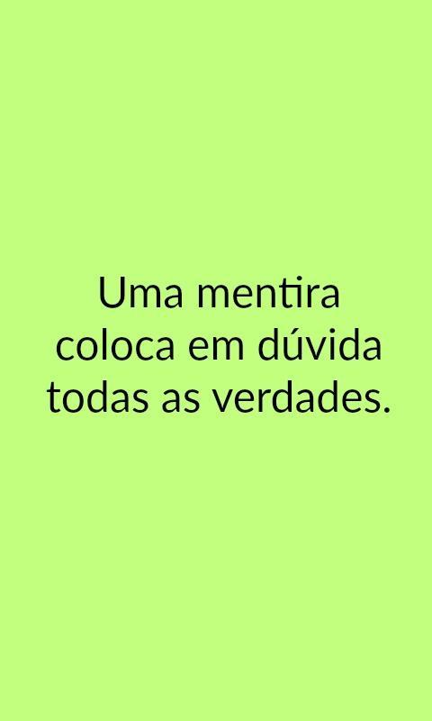 Frases Sobre Mentira For Android Apk Download