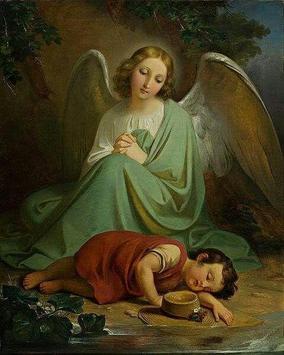 Oracion Angel de la Guarda apk screenshot