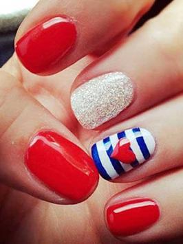 Modelos de uñas a la Francesa apk screenshot