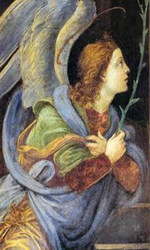 San Gabriel Arcangel poster