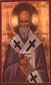 San Gregorio Magno poster