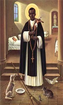 San Martin de Porres poster