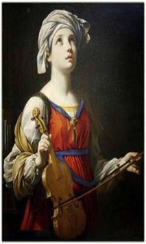 Santa Cecilia poster