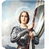 Santa Juana de Arco icon