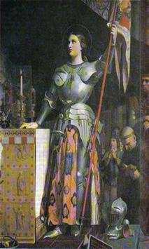 Santa Juana de Arco poster