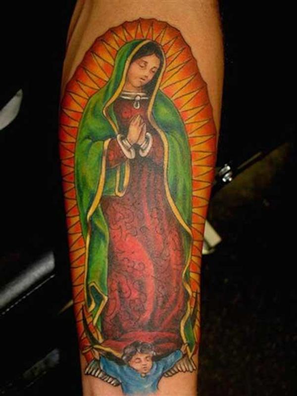 Tatuajes Virgen De Guadalupe For Android Apk Download