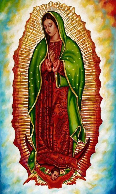 la virgen de guadalupe wallpaper