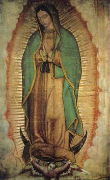 Virgen Guadalupe dibujo color screenshot 4