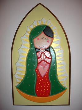 Virgen de Guadalupe Gracia poster