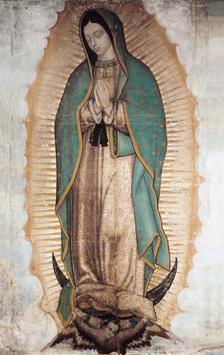 Virgen de Guadalupe Gracia apk screenshot