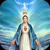 Virgen Maria Aniversario icon