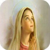 Virgen Maria buenas noches icon