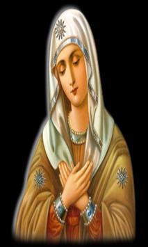 Virgen Maria buenas noches apk screenshot