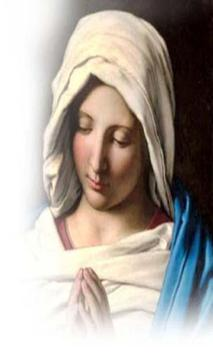 Virgen Maria buenos dias apk screenshot