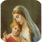 Virgen Maria Conmigo icon