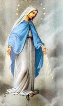 Virgen Maria Leyenda poster